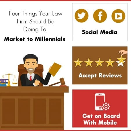 Four Things Your Law Firm Should Be Doing To Market to Millennials