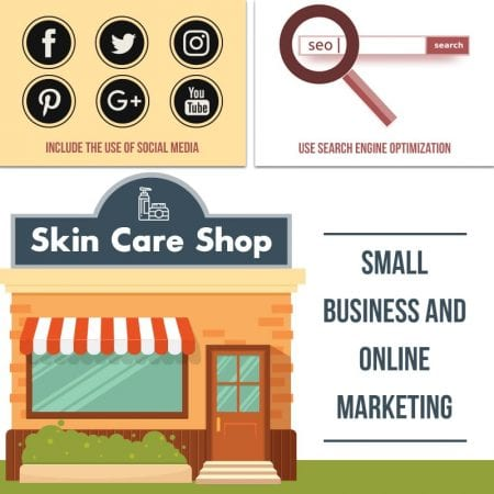 Small Business And Online Marketing
