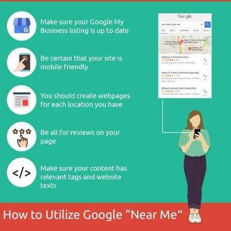 "How to Utilize Google ""Near Me"""
