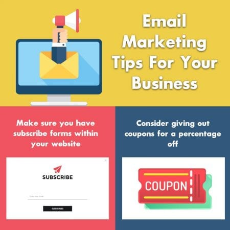 Email Marketing Tips For Your Business