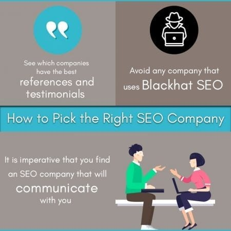 How to Pick the Right SEO Company