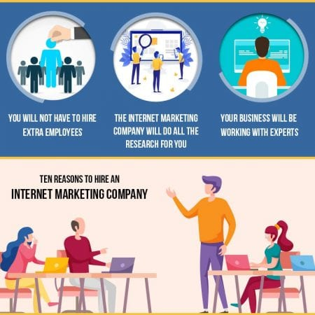 Ten Reasons To Hire An Internet Marketing Company