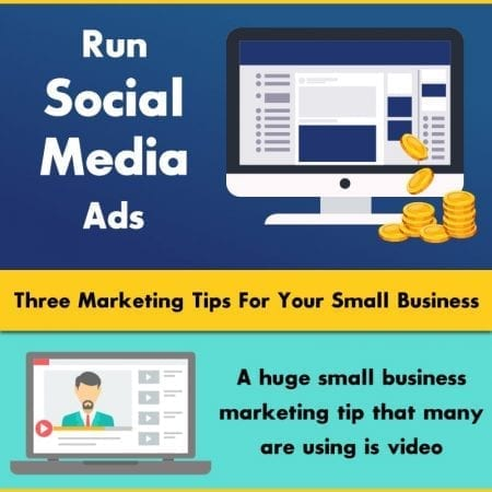 Three Marketing Tips For Your Small Business