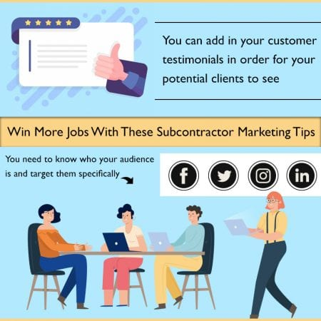 Win More Jobs With These Subcontractor Marketing Tips
