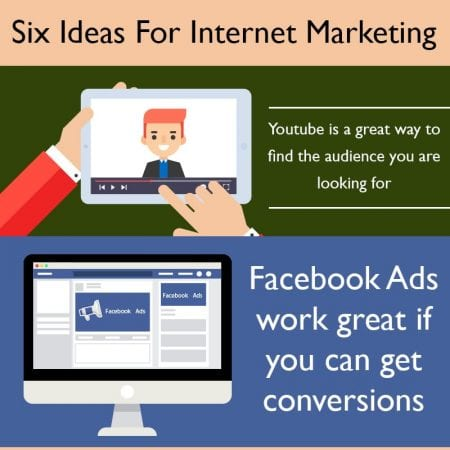 Six Ideas For Internet Marketing