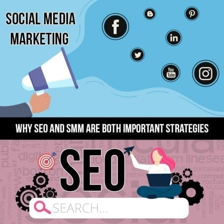 Why SEO And SMM Are Both Important Strategies