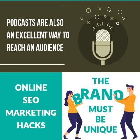 Online SEO Marketing Hacks