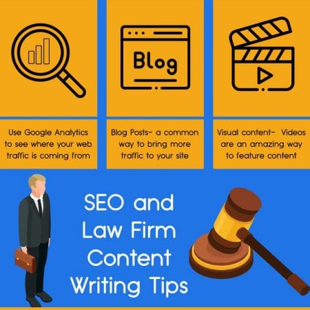 SEO And Law Firm Content Writing Tips