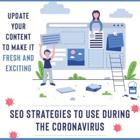 SEO Strategies To Use During The Coronavirus