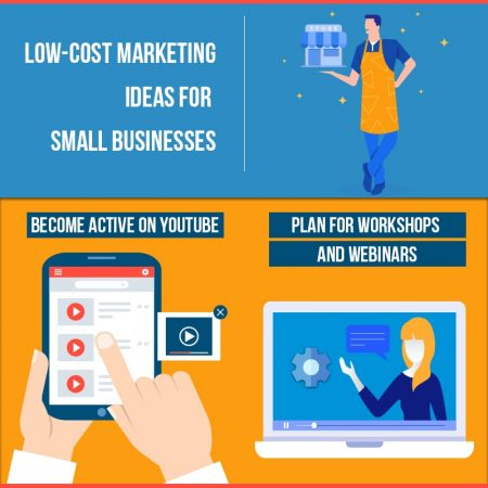 Low-Cost Marketing Ideas For Small Businesses